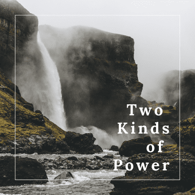 Two Kinds of Power by Marlayna Fire