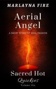 Aerial Angel by Marlayna Fire